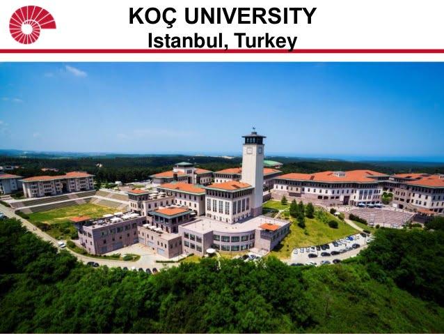 Koc University Scholarship in Turkey 2021