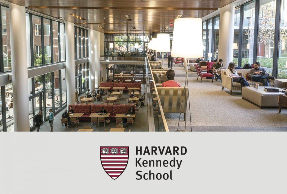 Harvard Kennedy School Dubin Masters Fellowship in USA 2021/2022