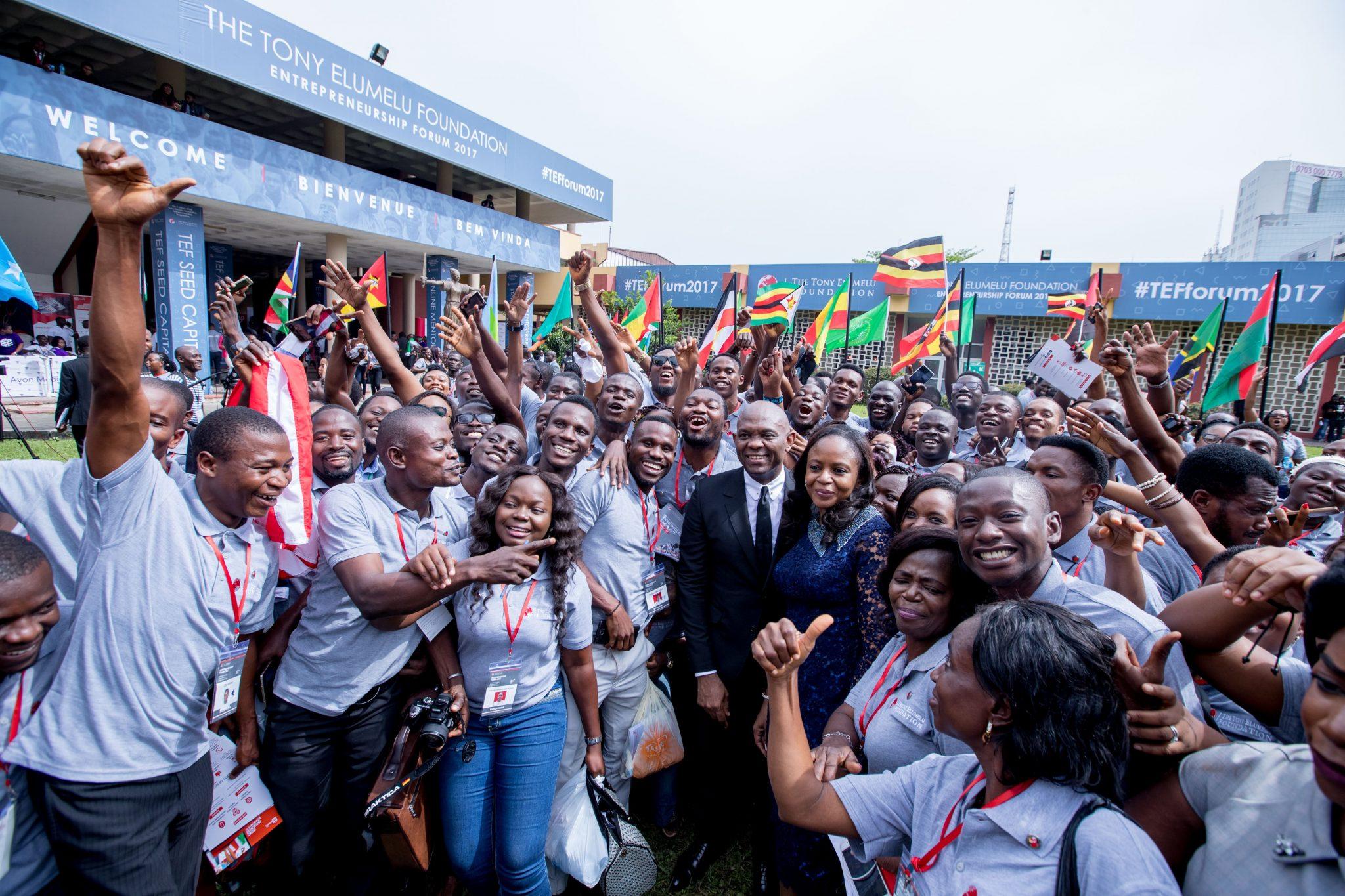 Tony Elumelu Foundation Entrepreneurship Program (TEEP) Across Africa in 2021